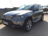 2009 BMW X5 3.0 XDRIVE35D SE 5d AUTO 282 BHP £12490.00