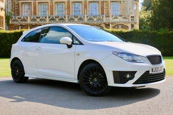2012 SEAT IBIZA 1.4 SPORTRIDER 3d 85 BHP £4990.00