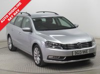USED 2013 13 VOLKSWAGEN PASSAT 2.0 HIGHLINE TDI BLUEMOTION TECHNOLOGY DSG 5d 139 BHP 3 Previous Owners, AUTO, Highline, Sat Nav, Front and Rear Parking Sensors, Air Conditioning, Bluetooth, Alloys, Multi Functional Leather Steering Wheel, MOT until 29th March 2019, 2 Keys. Free RAC Warranty & Free RAC Breakdown Cover.