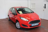 USED 2013 63 FORD FIESTA 1.2 STUDIO 3d 59 BHP