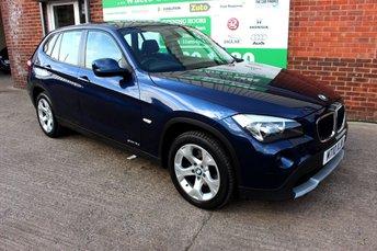 2010 BMW X1 2.0 SDRIVE18D SE 5d 141 BHP £7299.00