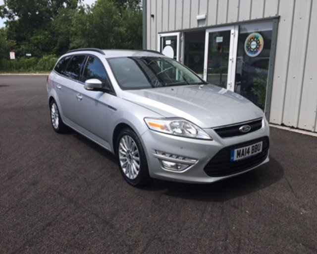 2014 14 FORD MONDEO 2.0 TDCI ZETEC BUSINESS EDITION 140 BHP