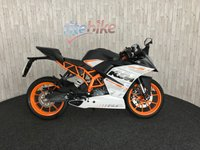 2015 KTM RC 390 KTM RC 390 KTM390 GENUINE LOW MILEAGE 12M MOT  2015 15 £3190.00