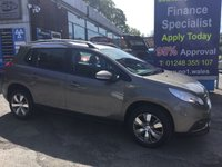 USED 2014 64 PEUGEOT 2008 Peugeot 2008 1.4 HDi Active 5 Door Hatch 77bhp, only 36000 miles ***GREAT FINANCE DEALS AVAILABLE***