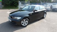 USED 2007 57 BMW 1 SERIES 1.6 116I SE 5d 114 BHP LOW MILEAGE AND GREAT CONDITION