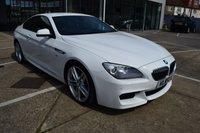 2014 BMW 6 SERIES 3.0 640D M SPORT 2d AUTO 309 BHP £19995.00