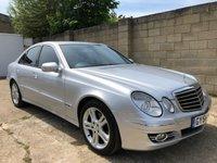 2006 MERCEDES-BENZ E CLASS 3.0 E280 CDI AVANTGARDE 4d AUTO 187 BHP