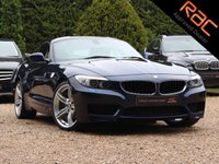 USED 2012 62 BMW Z4 2.0 Z4 SDRIVE20I M SPORT ROADSTER 2d AUTO 181 BHP