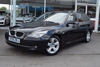 2009 BMW 5 SERIES 2.0 520D SE BUSINESS EDITION TOURING 5d 175 BHP £5990.00