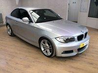 2012 BMW 1 SERIES 2.0 120D M SPORT 2d AUTO 175 BHP £8495.00