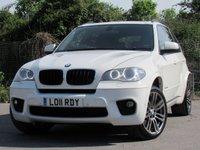 2012 BMW X5 3.0 XDRIVE30D M SPORT 5d AUTO 241 BHP £15995.00