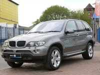 "USED 2006 06 BMW X5 3.0 SPORT 24V 5d AUTO  FULL SERVICE HISTORY ~ TV ~ SAT NAV ~ HEATED LEATHER WITH MEMORY ~ HEATED STEERING ~ CRUISE CONTROL ~ 19"" ALLOYS ~ OVER £5,000 WORTH OF OPTIONS"