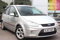 USED 2007 57 FORD C-MAX 1.8 ZETEC 5d 124 BHP *** VERY VERY LOW MILEAGE***