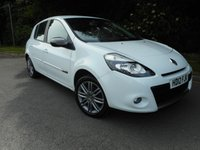 2012 RENAULT CLIO 1.1 DYNAMIQUE TOMTOM TCE 5d 100 BHP £SOLD