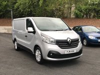 2015 RENAULT TRAFIC 1.6 SL27 SPORT ENERGY DCI S/R P/V 1d 120 BHP £10850.00