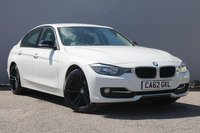 2013 BMW 3 SERIES 2.0 318D SPORT 4d 141 BHP £8995.00