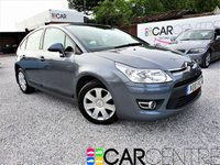 USED 2010 10 CITROEN C4 1.6 VTR PLUS 16V 5d 120 BHP 2 PREVIOUS OWNERS + SERVICE