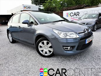 View our 2010 10 CITROEN C4 1.6 VTR PLUS 16V 5d 120 BHP