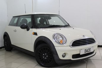 2009 MINI HATCH FIRST}