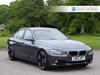 2013 BMW 3 SERIES 2.0 320D EFFICIENTDYNAMICS 4d 161 BHP £SOLD