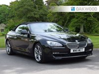 2011 BMW 6 SERIES 4.4 650I SE 2d AUTO 403 BHP £SOLD