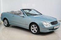 2004 MERCEDES-BENZ CLK 3.2 CLK320 AVANTGARDE 2d AUTO 218 BHP £6650.00