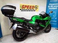 USED 2012 12 KAWASAKI ZX 1400 FCF ABS