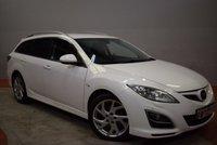 2012 MAZDA 6 2.2 D SPORT 5d 180 BHP £6995.00