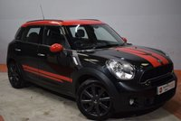 USED 2012 MINI COUNTRYMAN 1.6 COOPER S 5 Door Hatchback  Stunning Colour Combination