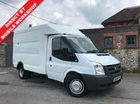 USED 2010 59 FORD TRANSIT 2.4 350 MWB 1d 100 BHP Mobile Workshop, Direct BT, Service History, Finance In 60 Seconds.