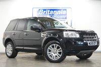 2010 LAND ROVER FREELANDER 2 2.2 TD4 DIESEL HSE AUTOMATIC 4WD TOP LUXURY SPEC £7990.00
