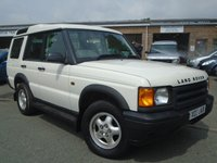 2003 LAND ROVER DISCOVERY 2.5 Td5 2.5 1d  £3995.00