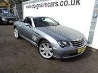 2004 CHRYSLER CROSSFIRE 3.2 V6 2d AUTO 215 BHP £5995.00