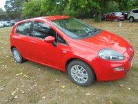 2015 FIAT PUNTO 1.2 EASY 5d 69 BHP £4995.00