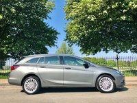 2017 VAUXHALL ASTRA 1.4 ELITE NAV S/S 5d AUTO 148 BHP £13995.00
