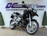 2008 BMW R1200 GS 1170cc £5495.00
