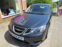 2008 SAAB 9-3 1.8 VECTOR SPORT T 4d AUTO 151 BHP £4495.00
