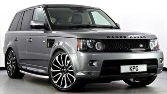 2011 LAND ROVER RANGE ROVER SPORT 3.0 SD V6 HSE 4X4 5dr Auto [8] £22995.00