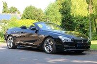 2011 BMW 6 SERIES 3.0 640I SE 2d AUTO 316 BHP £19990.00