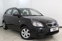 USED 2010 59 KIA RIO 1.4 1 5DR 96 BHP AIR CONDITIONING + RADIO/CD + AUXILIARY PORT + ELECTRIC WINDOWS + ELECTRIC MIRRORS
