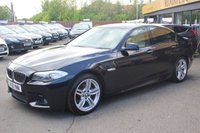 USED 2011 61 BMW 5 SERIES 525D M SPORT 4d 215 BHP