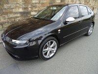 2005 SEAT LEON 1.9 FR TDI 5d 148 BHP £1350.00