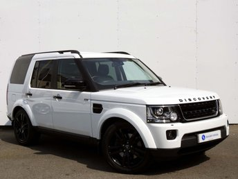 2015 LAND ROVER DISCOVERY 3.0 SDV6 HSE 5d AUTO 255 BHP £36995.00