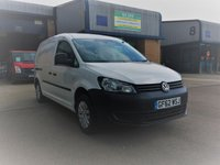 2012 VOLKSWAGEN CADDY MAXI 1.6 C20 TDI BLUEMOTION TECHNOLOGY 1d 101 BHP £6000.00