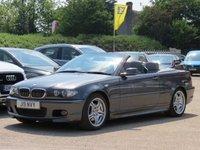 2005 BMW 3 SERIES 2.0 320CD SPORT 2d 148 BHP £3990.00
