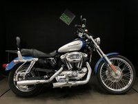 USED 2005 05 HARLEY-DAVIDSON SPORTSTER XL1200 C. 05. RECENT SERVICE. 4691 MILES. STAGE 1. EXTRAS. V CLEAN