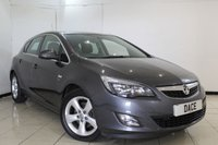 USED 2011 11 VAUXHALL ASTRA 1.7 SRI CDTI 5DR 108 BHP SERVICE HISTORY + CRUISE CONTROL + PARKING SENSOR + MULTI FUNCTION WHEEL + RADIO/CD + AIR CONDITIONING + 17 INCH ALLOY WHEELS