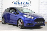 USED 2014 64 FORD FIESTA 1.6 ST-2 3d 180 BHP FULL HISTORY / ST STYLE PACK / 182PS