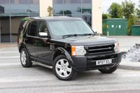 2007 LAND ROVER DISCOVERY 3 2.7 TDV6 GS 3 5d  £8900.00
