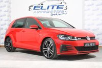 USED 2017 67 VOLKSWAGEN GOLF 2.0 GTD TDI DSG 5d AUTO 182 BHP F/R PARK ASSIST/STUNNING CAR! / 184PS DSG / 124CO2 / STUNNING FACELIFT GOLF GTD